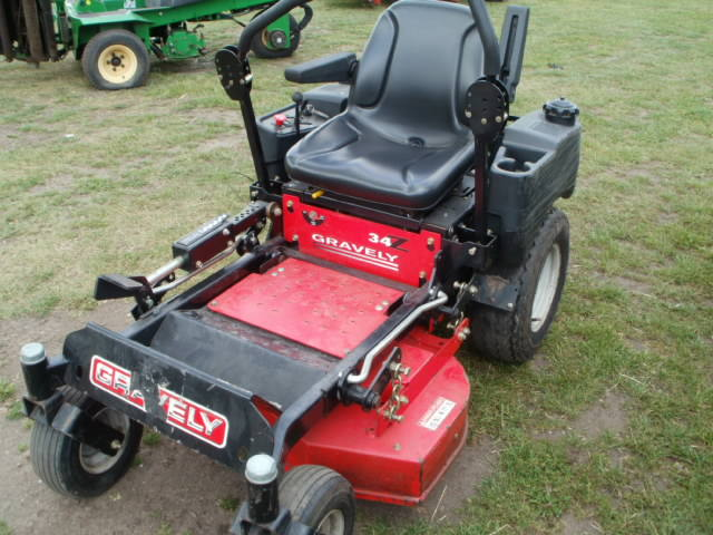 GRAVELY ARIENS ROTARY MOWER (SOLD)