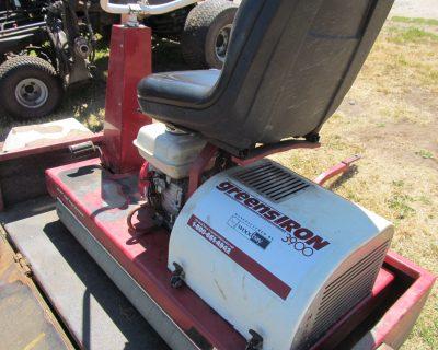 ETC Grass Machinery - Quality Used Grass Machinery