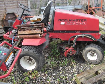 Spares / Breaking Archives - ETC Grass Machinery
