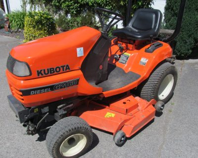ETC Grass Machinery - Quality Used Grass Machinery